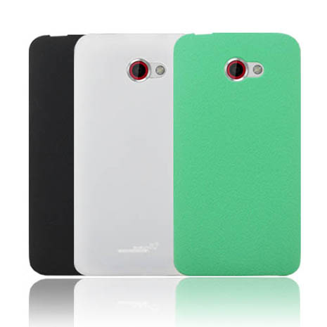 Lilycoco HTC Butterfly S 蝴蝶機 防滑曬紋果凍套