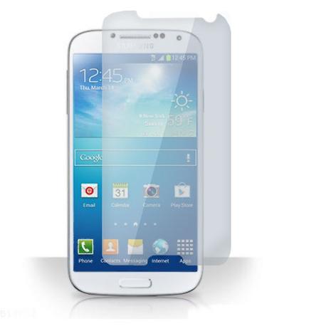 Lilycoco Samsung Galaxy S4 高透度防指紋霧面保護貼