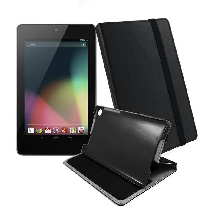 Lilycoco ASUS The new Nexus 7 可站立 多功能皮套