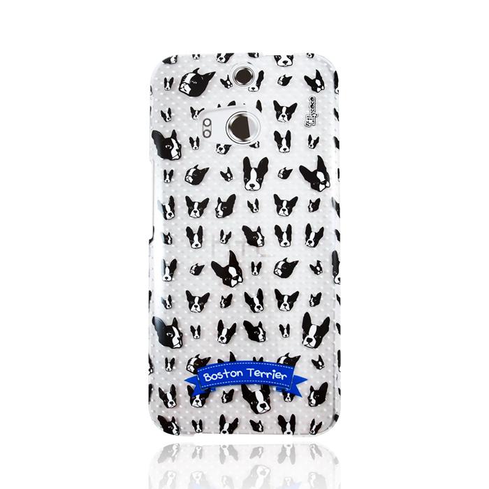 Lilycoco HTC Butterfly 2 B810x 蝴蝶2 牛頭梗 透明保護殼