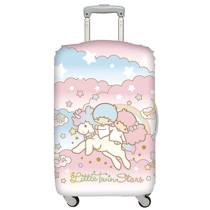 LOQI 行李箱外套│雙星仙子 獨角獸L號