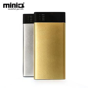 miniQ 21000特大容量雙輸出行動電源
