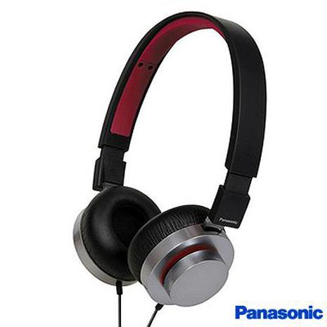 Panasonic RP-HXD5 潮流耳罩式耳機HXD系列 (黑色)