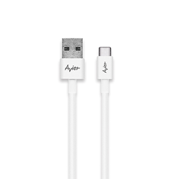 Avier Line Pro - C Type (USB C Type to A) 極速充電傳輸線CU2100-WT