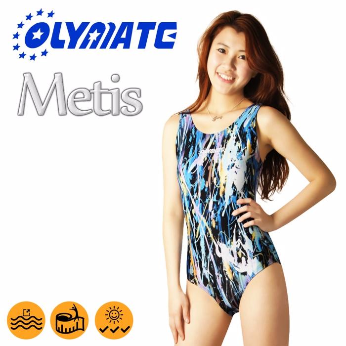 OLYMATE Metis 專業連身女性泳裝L