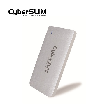 CyberSLIM M2R 2TB外接固態硬碟(Type-C) USB3.1