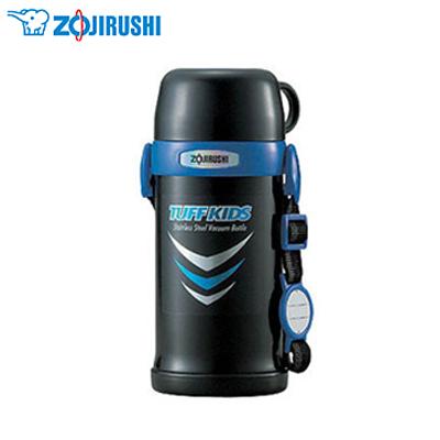 象印0.6L童用真空保溫保冷瓶 SC-MB60(黑BT)