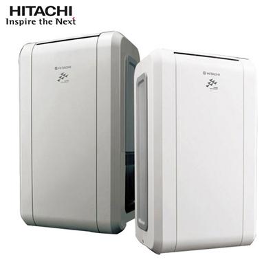 HITACHI日立6L Fuzzy奈米銀負離子感溫適濕除濕機 RD-12FS(乳白色)