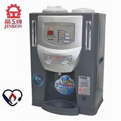 晶工牌 光控溫熱全自動開飲機 JD-4202