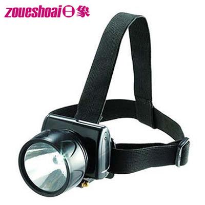 日象 1Lamp充電式極亮LED頭燈(白光) ZOL-7400D