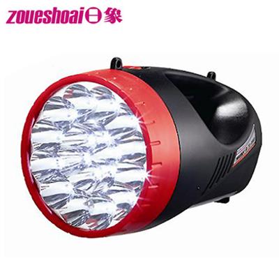 日象 二合一充電式炫亮LED探照燈 ZOL-8000D