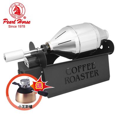 日本寶馬小鋼砲電動咖啡豆烘焙機(附瓦斯爐) TA-SHW-200-居家日用.傢俱寢具-myfone購物