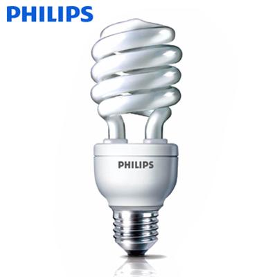 PHILIPS飛利浦Helix 23W螺旋省電燈泡(6入特惠組)(白光色)