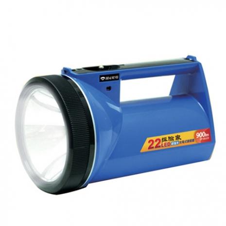 圓心探險家22LED大功率1W超強光充電燈EP-22LED