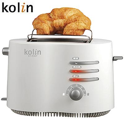 kolin歌林厚片烤麵包機 KT-R307