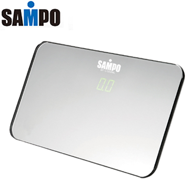 SAMPO聲寶鏡面體重計 BF-L1202ML