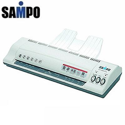 SAMPO聲寶A4冷熱雙功多功能護貝機 LY-U6A41L