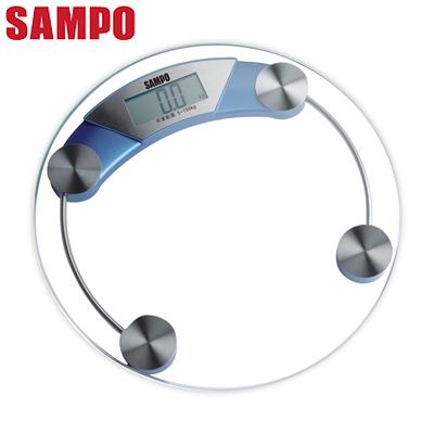 SAMPO聲寶 大螢幕自動電子體重計 BF-L1104ML