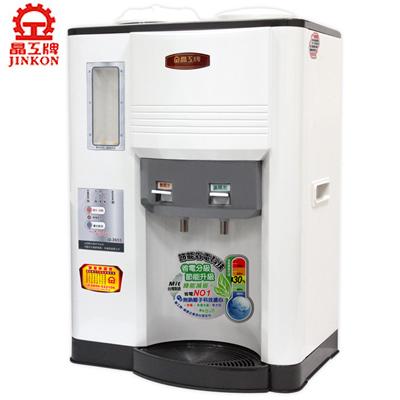 *贈濾心CF-2511*晶工牌省電科技溫熱全自動開飲機 JD-3655