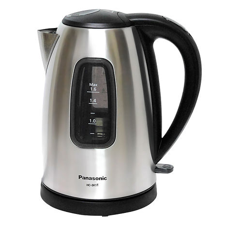 【Panasonic國際牌】1.6公升不鏽鋼快煮壺 NC-SK1T