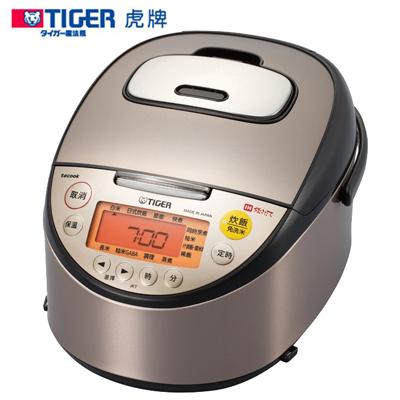 TIGER虎牌 高火力IH六人份多功能炊飯電子鍋 JKT-S10R