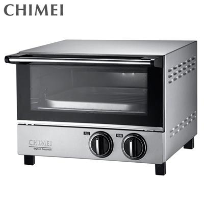 CHIMEI奇美12L遠紅外線不鏽鋼電烤箱 EV-12S0AK