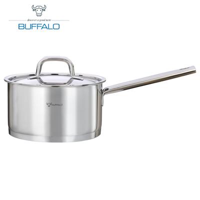 牛頭牌雅登歐式直身湯鍋 18cm(單把)