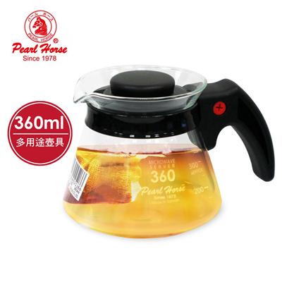 日本寶馬 360ml多功能耐熱沖泡壺 TA-G-07-360