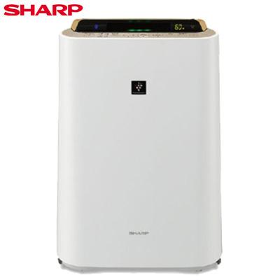 SHARP夏普水活力自動除菌離子空氣清淨機 KC-JD70T-W