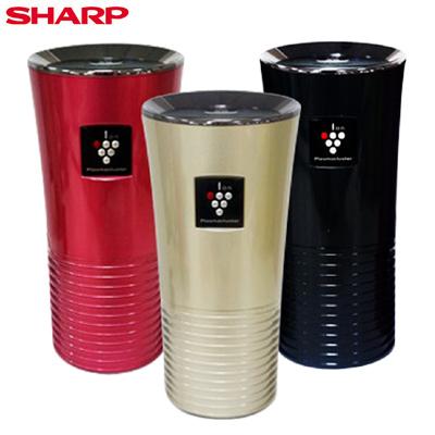 SHARP夏普車用自動除菌離子產生器(車用空氣清淨機) IG-GC2T