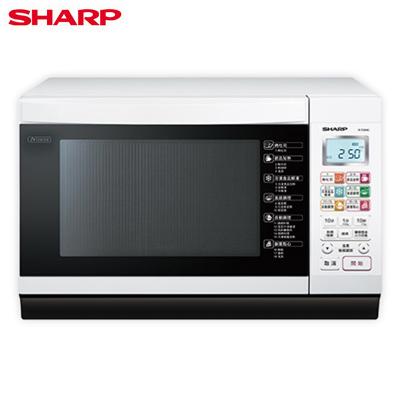 SHARP夏普27L微電腦變頻烘燒烤微波爐 R-T28NC