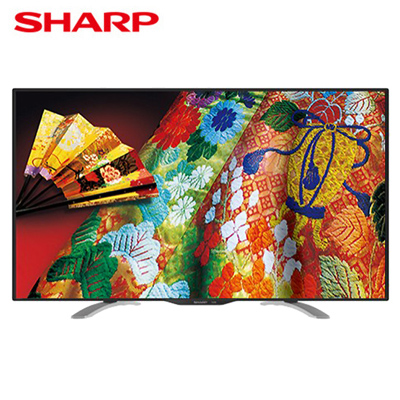 【SHARP夏普】40吋4K液晶電視 LC-40U30MT