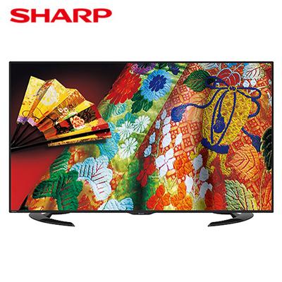 【SHARP夏普】65吋4K液晶電視 LC-65U30MT