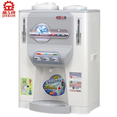 【晶工牌】省電科技冰溫熱全自動開飲機 JD-6206
