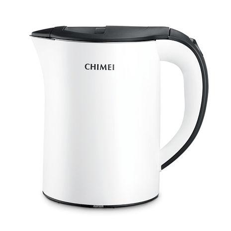 CHIMEI奇美1.2L不鏽鋼防燙快煮壺 KT-12SUT0