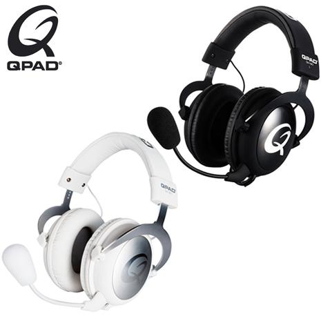 QPAD QH90 鋁製電競耳麥