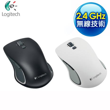 羅技 M560 無線滑鼠《雙色任選》白