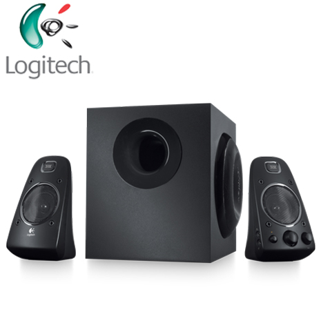 羅技 Z623 2.1音箱系統