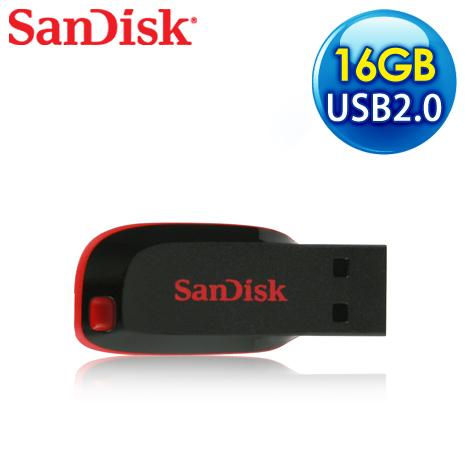 SanDisk Cruzer Blade CZ50 16G 隨身碟