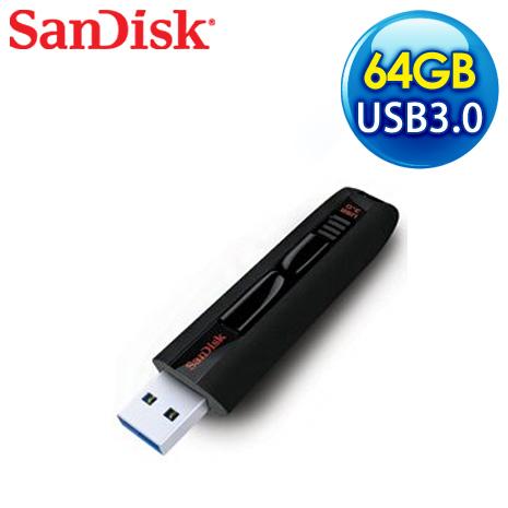 SanDisk Extreme CZ80 64G USB 3.0隨身碟