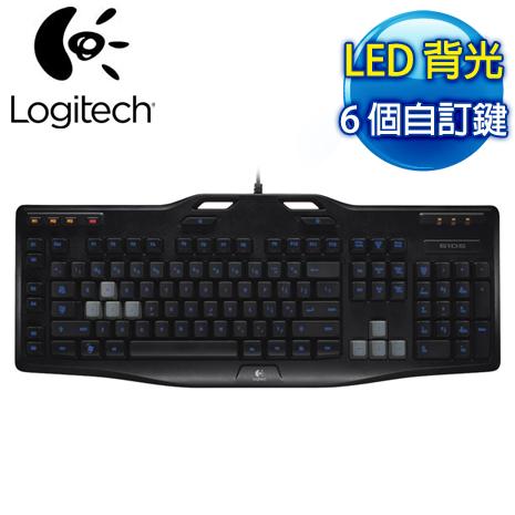 羅技 G105 遊戲鍵盤