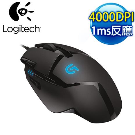 羅技 G402 極速遊戲電競鼠