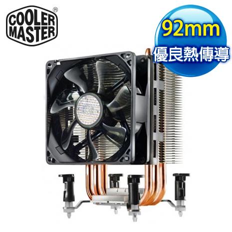 Cooler Master Hyper TX3 EVO 塔型熱導管 CPU散熱器