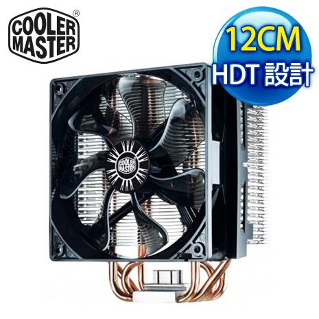 Cooler Master Hyper T4 散熱器《暴雪系列》