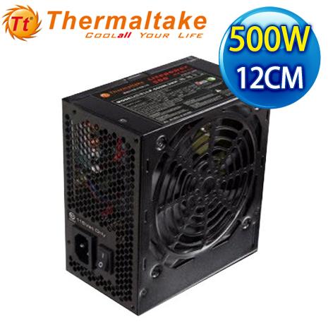 Thermaltake 曜越 Litepower 500W 電源供應器