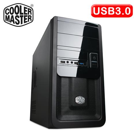 Cooler Master RC-343/USB3 黑2大 電腦機殼-數位筆電.列印.DIY-myfone購物