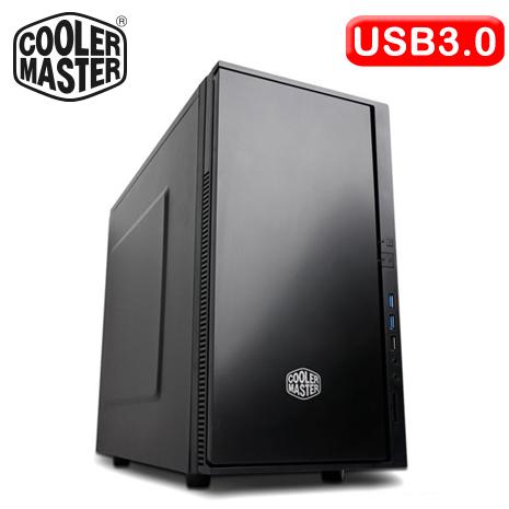 Cooler Master Silencio 352/USB3 黑1大 靜音機殼
