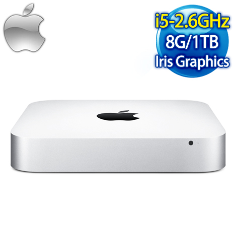Apple Mac mini MGEN2TA/A (i5/1TB/8G/Intel Iris Graphics/OS X Yosemite)-數位筆電.列印.DIY-myfone購物
