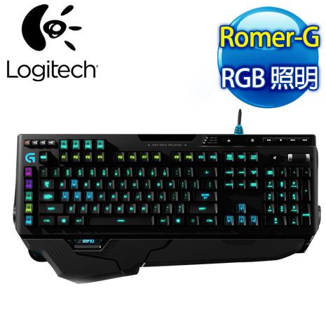 羅技 G910 ORION SPARK 機械式鍵盤