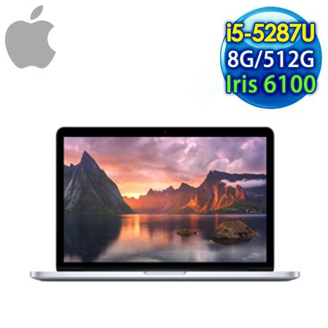 Apple MacBook Pro MF841TA/A筆記型電腦(13.3吋/I5/512G SSD/8G)
